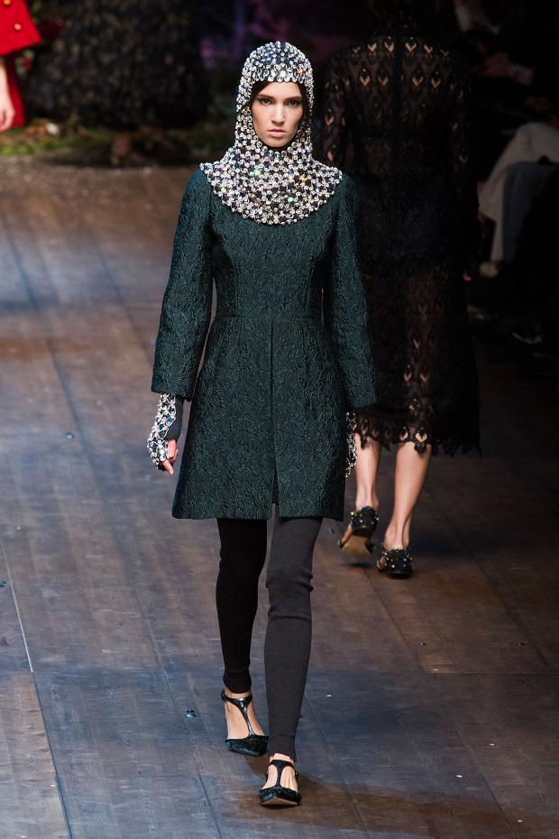 Dolce & Gabbana colección Otoño-Invierno 2014/2015 (40/69)