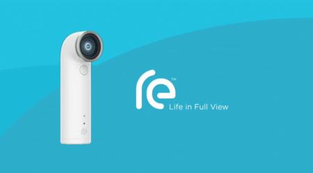 Re, la cámara de acción de HTC aterriza en México