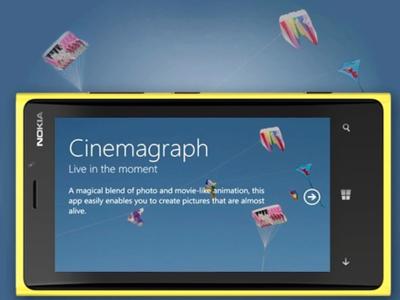 Cinemagraph permite ahora guardar tus animaciones en alta resolución