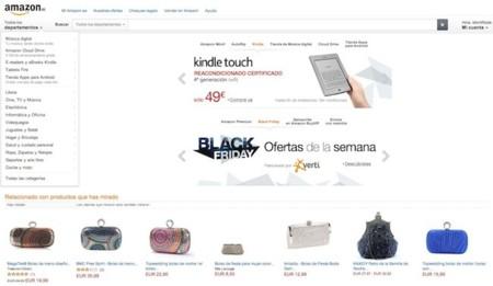 Amazon Portada