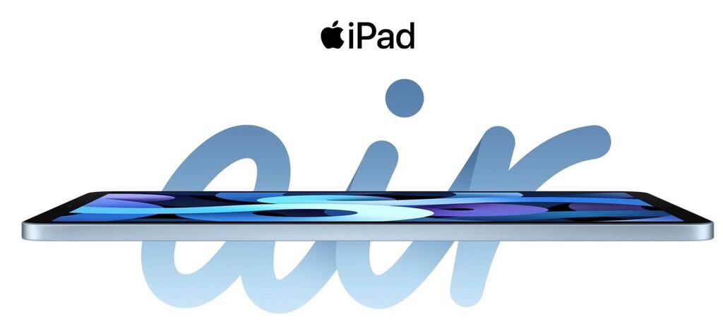 iPad Air de cuarta generación: chip A14 Bionic, Touch ID y compatibilidad con accesorios Pro