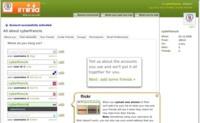 Iminta, compartiendo y comentando nuestras actividades en algunos sitios web