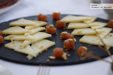 Hacienda Zorita - queso curado