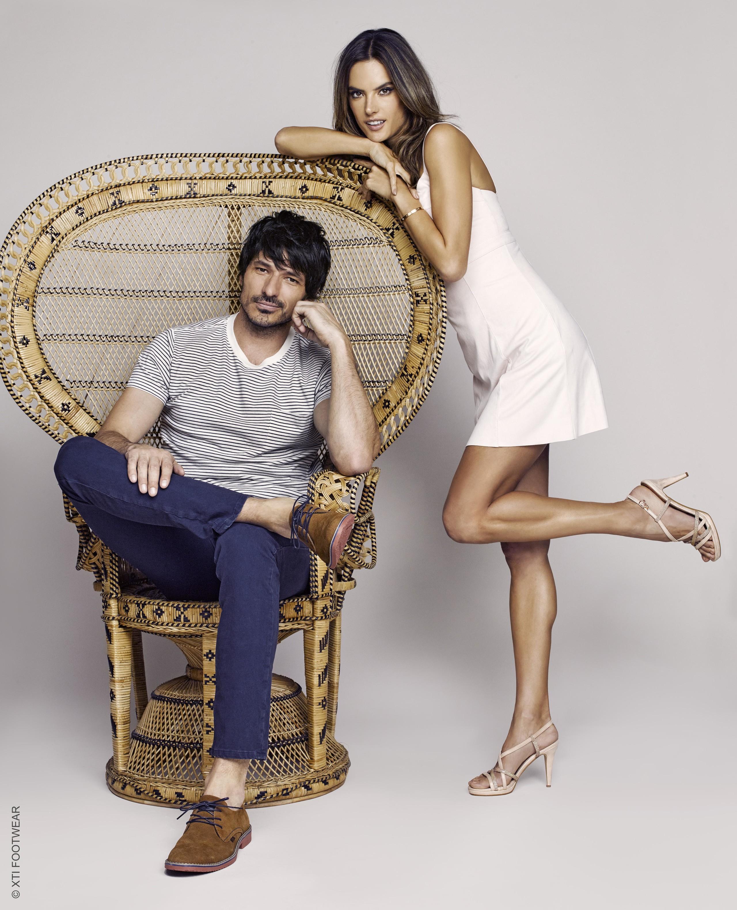 Alessandra Ambrosio y Andrés Velencoso la pareja de este verano