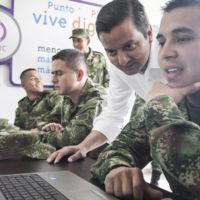 El Ministerio TIC llevará internet a las guariciones militares más apartadas