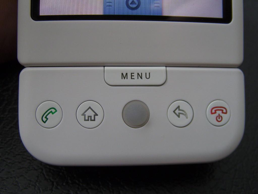 Foto de T-Mobile G1 White (12/24)