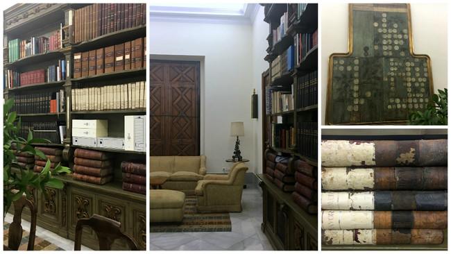 Biblioteca Domeq