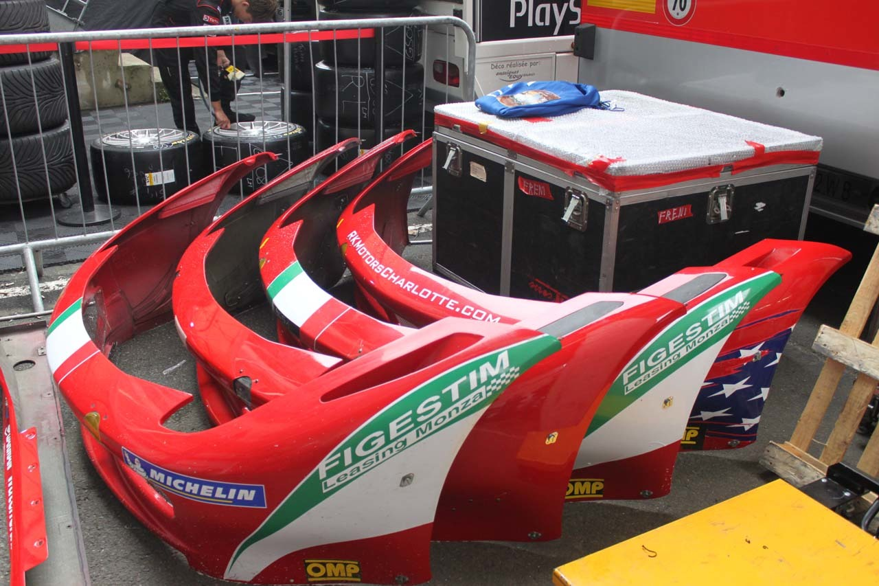 Foto de 24 horas de Le Mans 2012 (101/160)