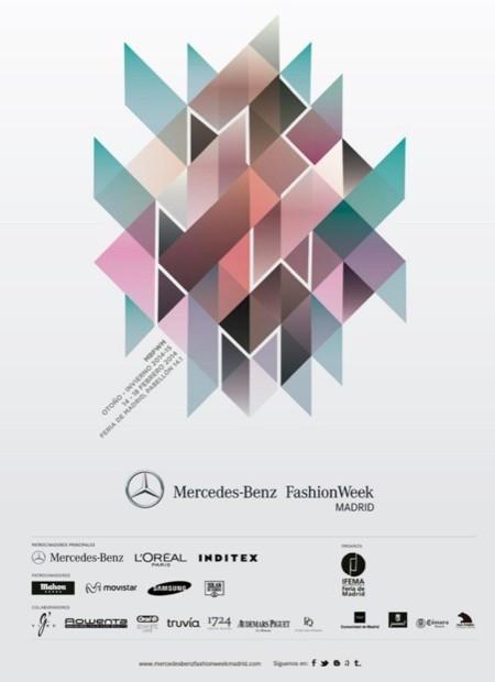 Ve sacando tu agenda, tenemos el calendario de la edición febrero 2014 de Mercedes-Benz Fashion Week Madrid