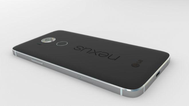 LG Nexus 5 2015, concept