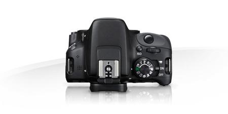 Canon EOS 100D Vista Superior