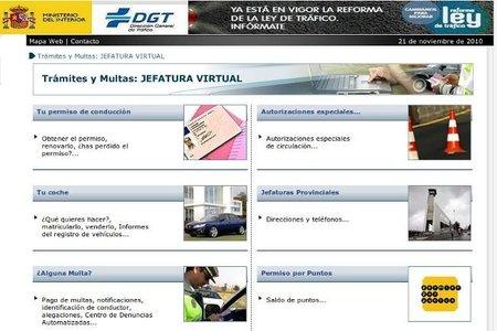 Las notificaciones de multas de tráfico se harán de forma telemática