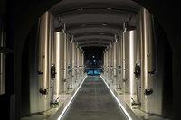 La nueva Bodega Grand Siècle de Laurent-Perrier, obra del arquitecto Jean-Michel Willmotte