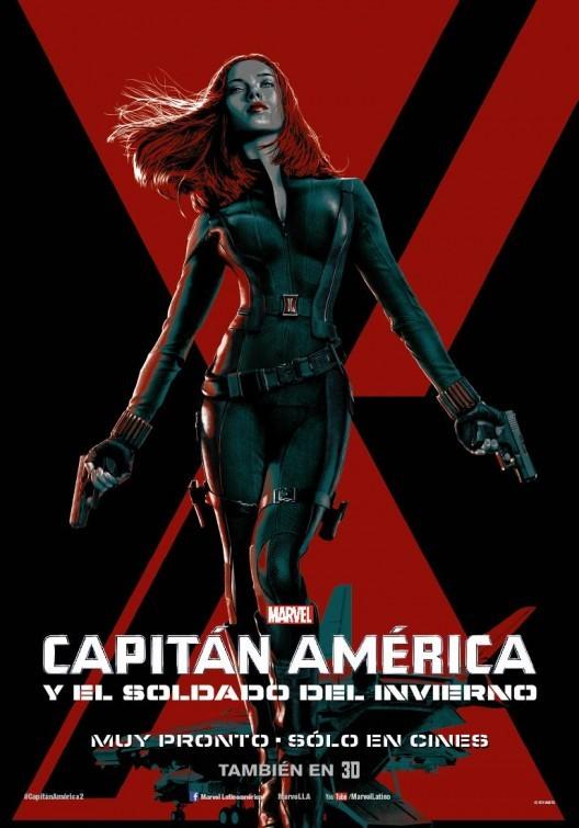 Foto de Carteles de 'Capitán América 2' (18/23)