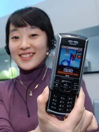 Samsung SCH-M600, con 3 Gb de memoria