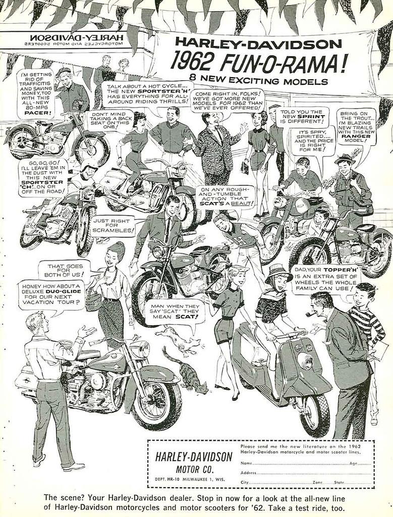 Foto de Harley-Davidson Topper scooter (12/13)