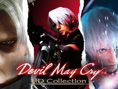 Devil May Cry HD Collection contará con una versión para PS4, Xbox One y PC en marzo de 2018