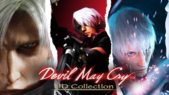 Devil May Cry Hd Collection 02