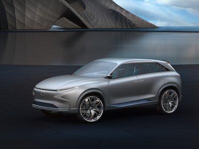 Hyundai redefine su plan con el hidrógeno en Ginebra con el Hyundai FE Fuel Cell