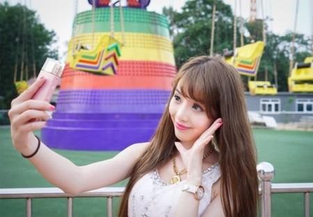 Sony smartphone perfume