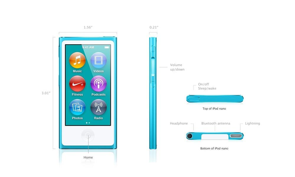 Foto de iPod Nano 7G (6/15)