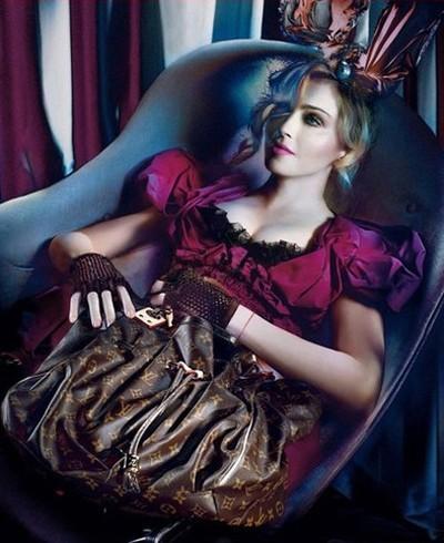 Foto de Madonna y Louis Vuitton Otoño-Invierno 2009/2010, segunda parte del relato (1/7)