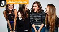 Cinco razones para ver 'Girls'