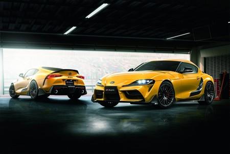 TRD lanza nuevos accesorios para el Toyota Supra