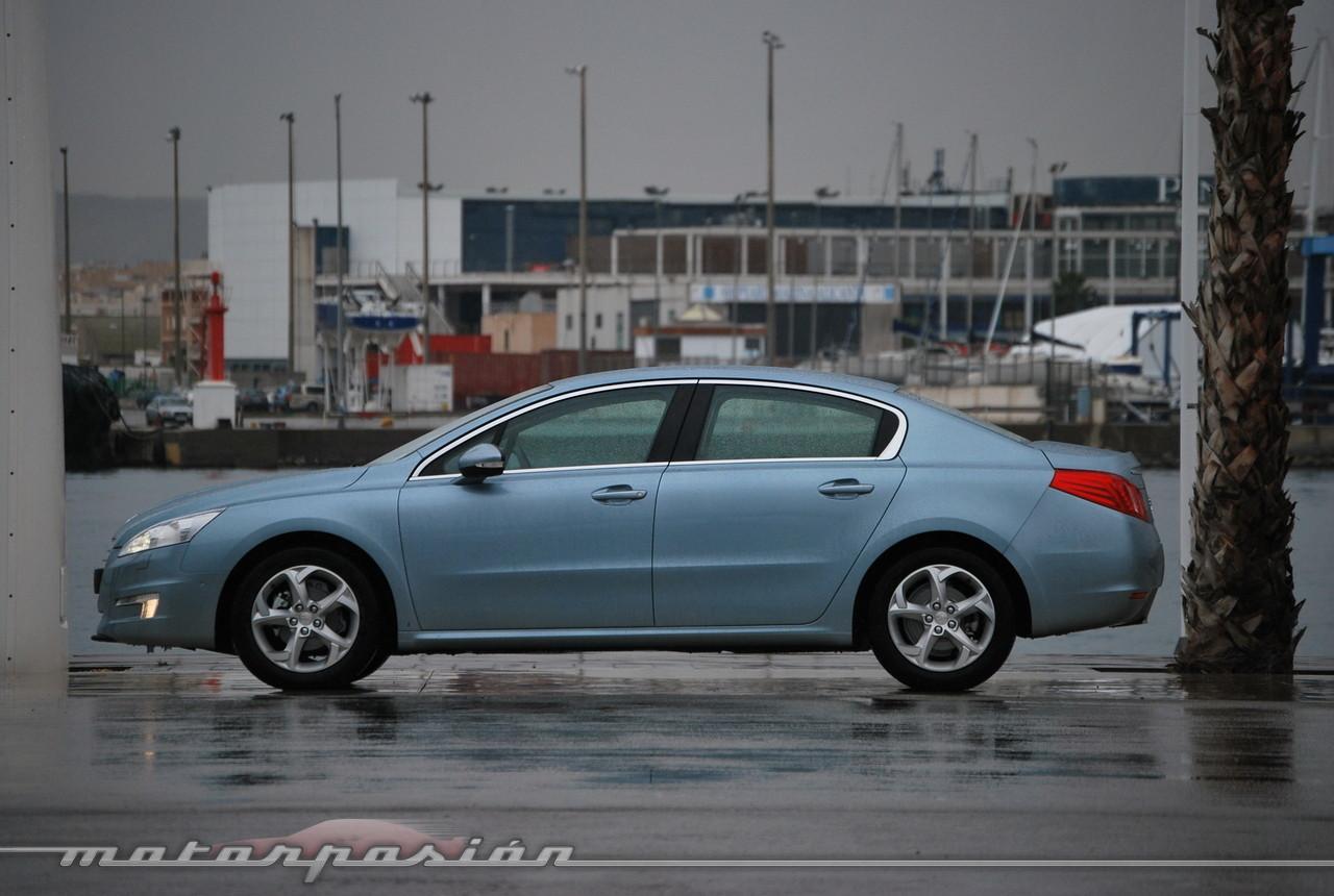 Foto de Peugeot 508 y 508 SW (presentación) (59/118)