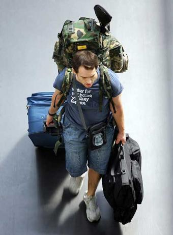 Air France aplica la política de equipaje por bultos