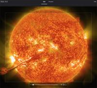 Flickr Wall Art apuesta por incluir también imágenes Creative Commons y de la NASA
