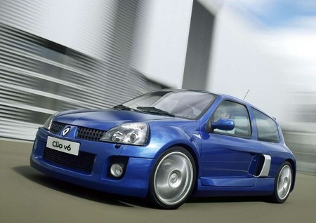 Renault Clio V6 Renault Sport 2003 1024 01