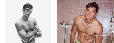 Calvin Klein apuesta por la sensualidad real en su nueva campaña #MYCALVINS