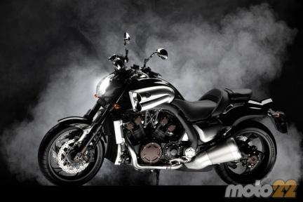 Presentación oficial de la Yamaha V-Max 2009 con ¡¡¡200 cv de serie!!!