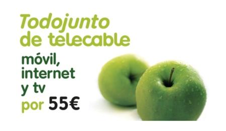 Telecable responde al mercado y lanza Todojunto, su oferta integradora de teléfono e Internet