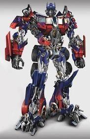 Piden a los fans que escriban frases para Optimus Prime