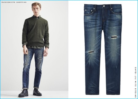 Uniqlo Slim Fit Jeans