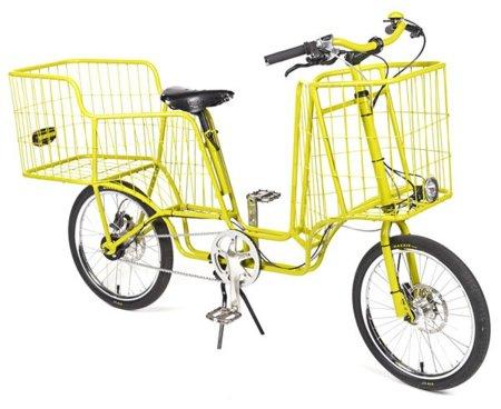 Llega la Camioncyclette, para cargarlo todo en la bici