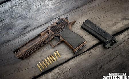 Estas son las mejores armas que puedes encontrar en PUBG