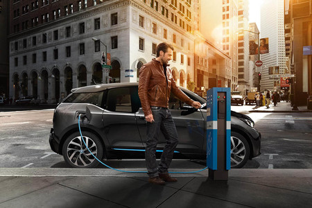Bmw I Center Charging Stations Ionity
