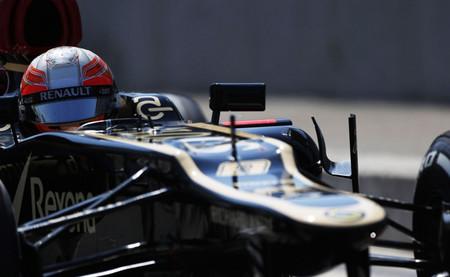 Romain Grosjean marca el mejor tiempo en la tercera sesión de entrenamientos libres