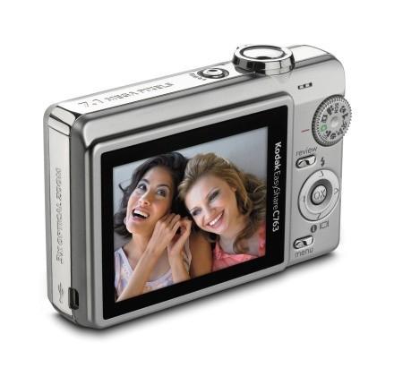 PMA2007: Kodak Easyshare C763 y C613
