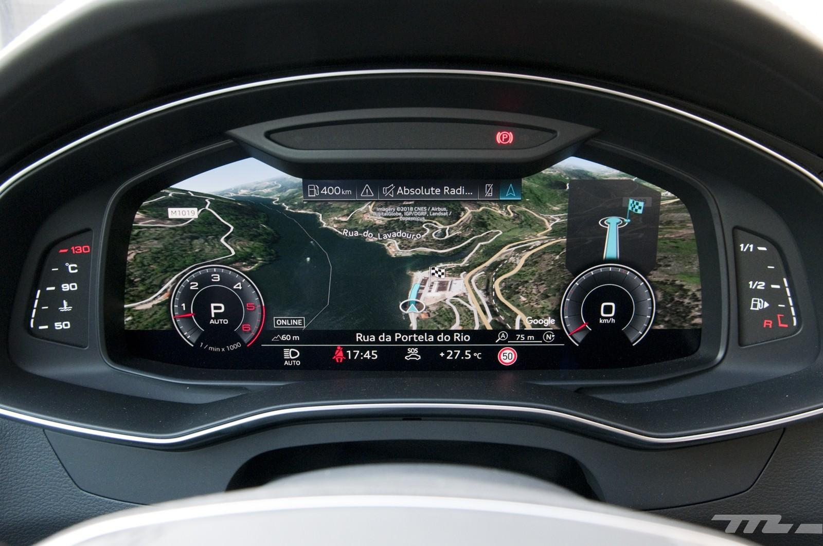 Foto de Audi A6 2018, toma de contacto (17/118)