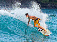 Los surfistas promocionan Costa Rica