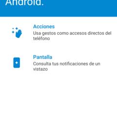 Foto 6 de 9 de la galería moto-g4-software en Xataka Android