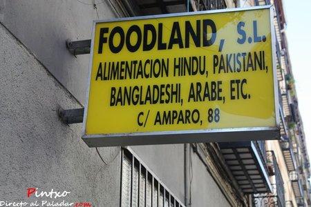 India en Lavapies