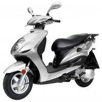 Daelim Delfino 125, un scooter económico por 1.399 euros
