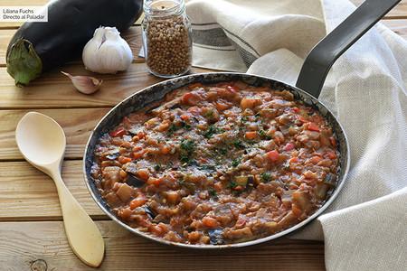 Caviar De Berenjena Ruso Recetas Cenas Sanas En Verano