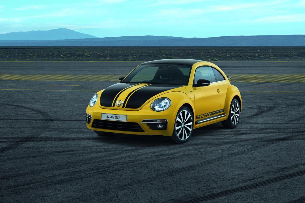 Foto de Volkswagen Beetle GSR (2/14)