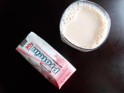 Algunos mitos acerca de los batidos de proteínas